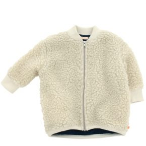 sherpa-coat tiny cotton amalgame magazine